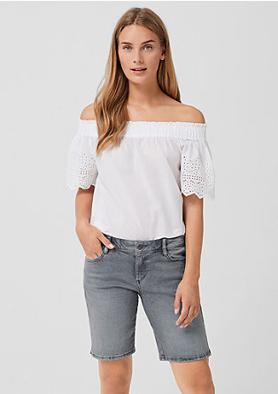 Shape short: Stretch jeans from s.Oliver