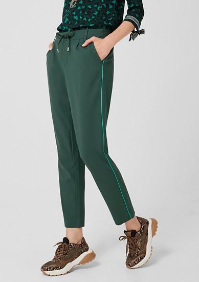Smart Chino: élégant pantalon de jogging de s.Oliver