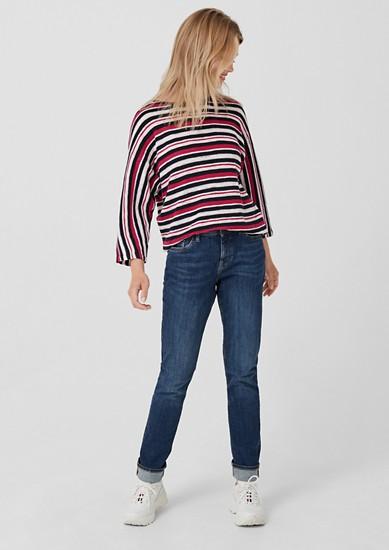Smart Straight: Strečové džíny