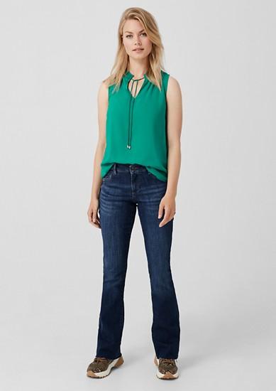 Shape Bootcut: Strečové džíny