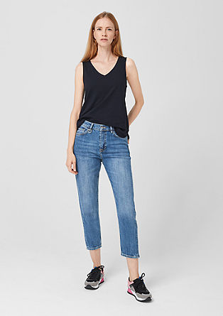 Casual Girlfriend: ankle-length jeans from s.Oliver