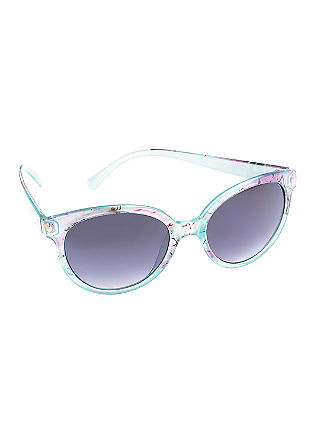 Sonnenbrille mit Kuststofffassung
