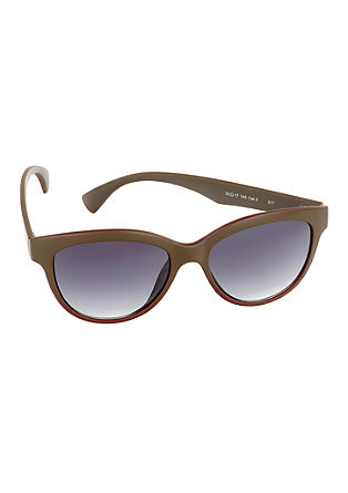 Modieuze zonnebril