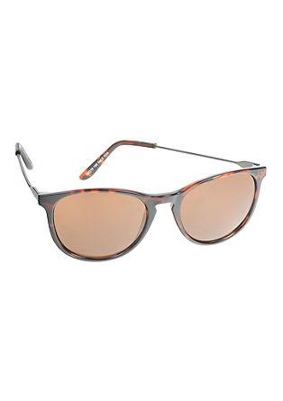 Panto Retro-Sonnenbrille