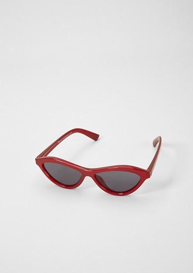 Cat eye zonnebril