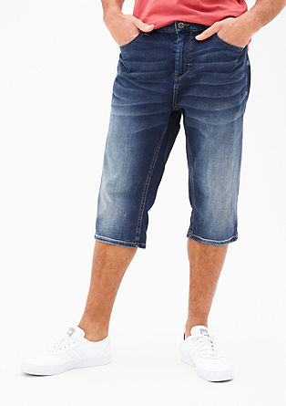 Scube Relaxed: Denim Joggers