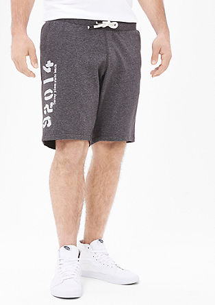 Tubx Jogger: Sweat-Bermuda