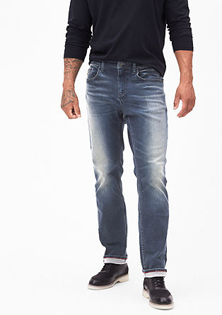 Scube Relaxed: Stretch-Jeans