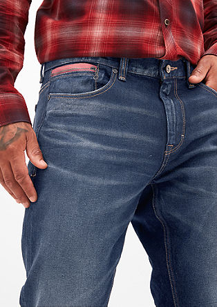 Scube Relaxed: ohlapen jeans