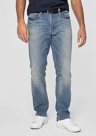 Scube Relaxed: Jeans mit Gürtel