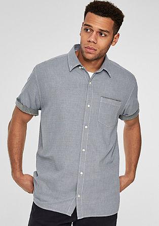 Regular: Button-Down-Hemd