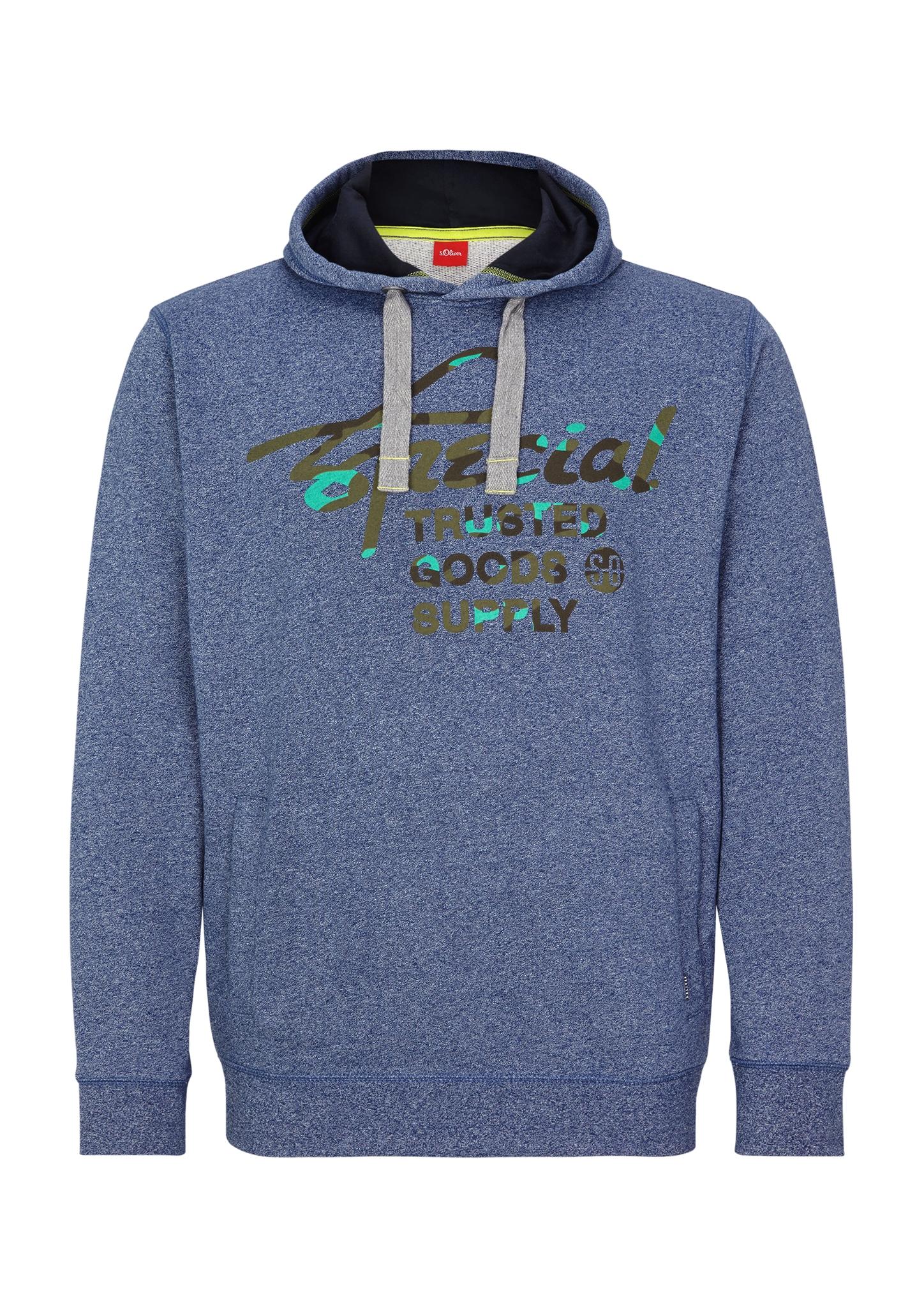blau-70-baumwolle Sweatshirts für Herren online kaufen