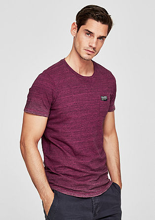 Tall Size: casual pigment-dyed shirt