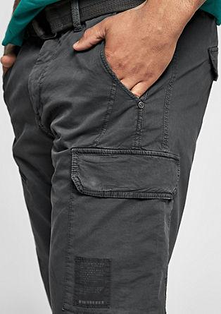 File Loose: bermuda hlače s pasom