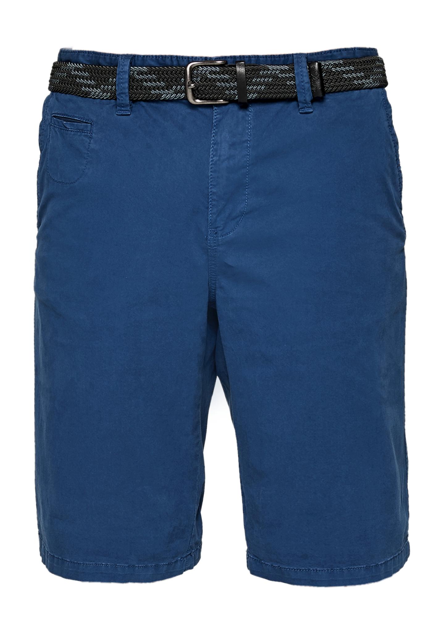 Bermudashorts   Bekleidung > Shorts & Bermudas > Bermudas   Blau   Oberstoff: 98% baumwolle -  2% elasthan  futter: 100% baumwolle   s.Oliver Men Big Sizes