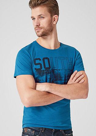 Tall Size: T-Shirt mit Print