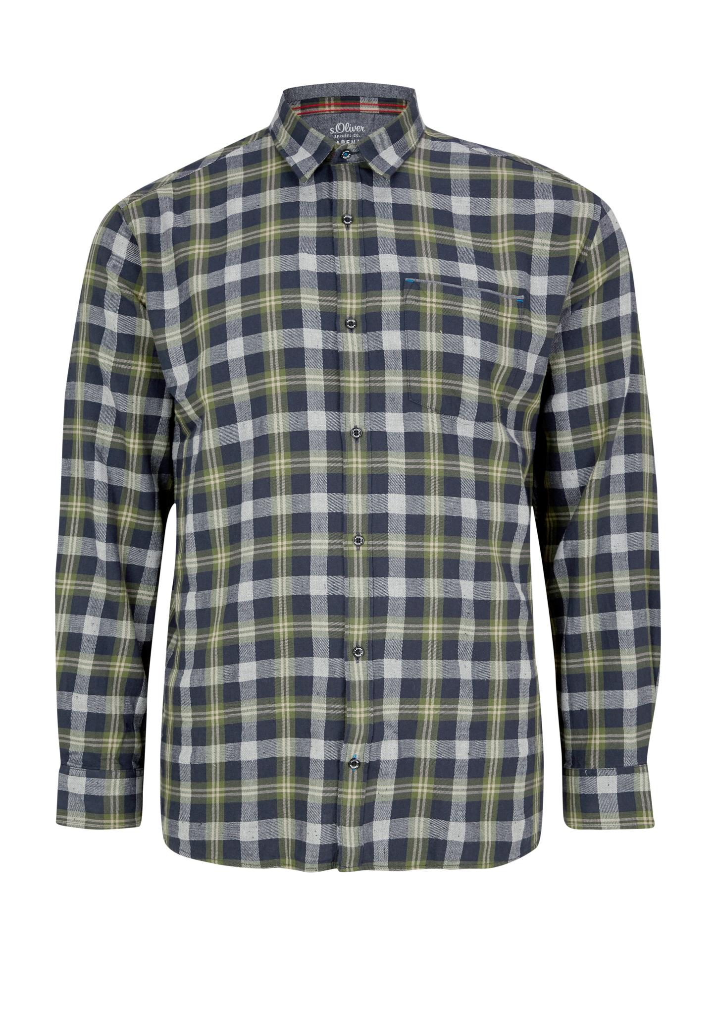 Karohemd | Bekleidung > Hemden > Sonstige Hemden | s.Oliver Men Big Sizes
