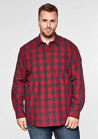 Regular: Vichykaro-Hemd