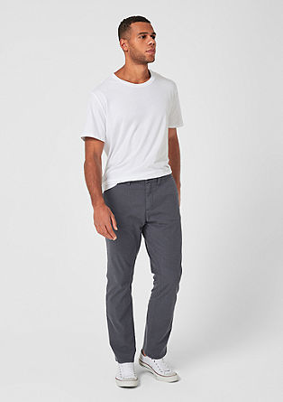 Scube Relaxed: Twill chinos from s.Oliver