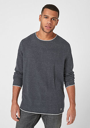 Lightweight knit jumper from s.Oliver