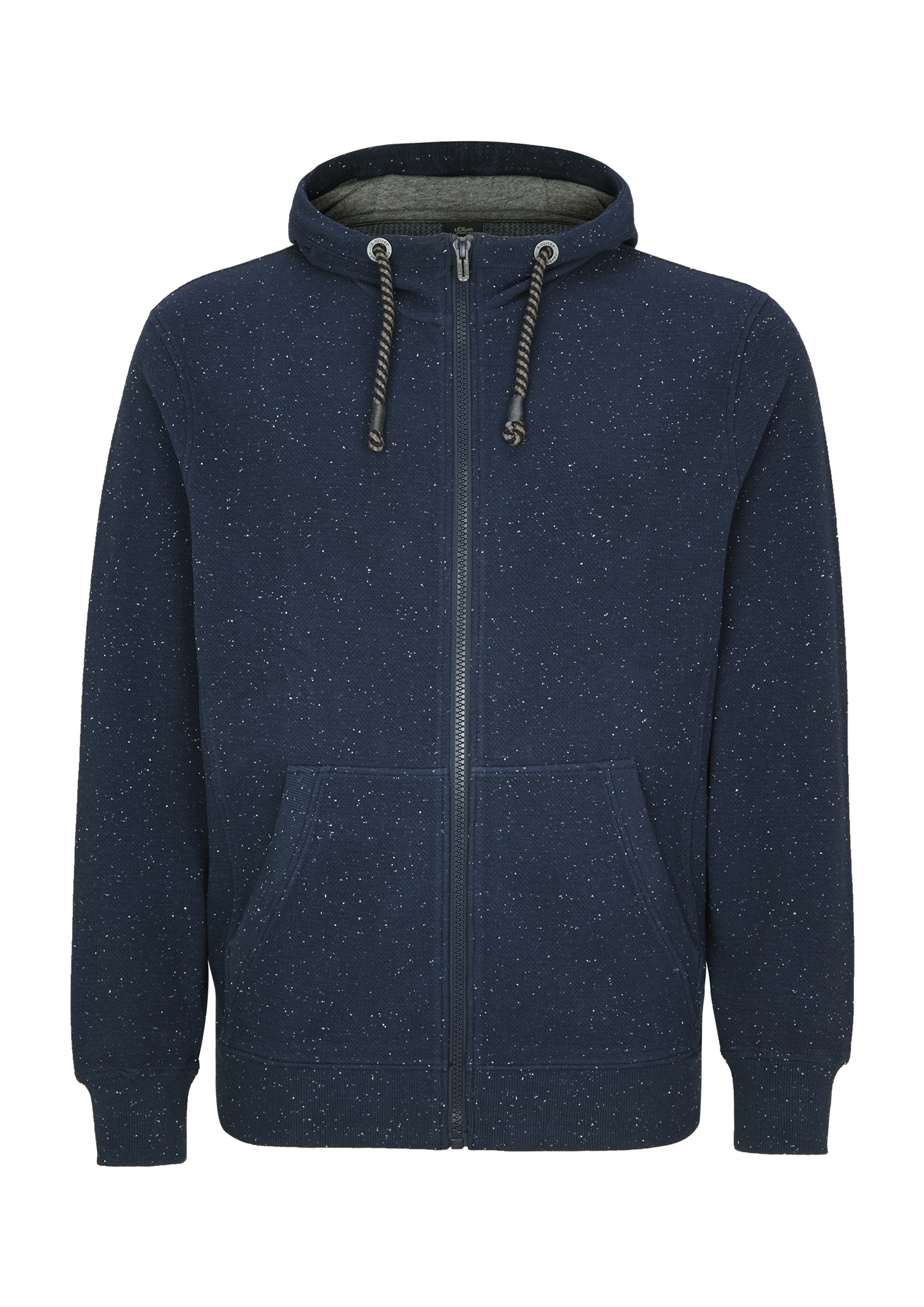 Sweatjacke | Bekleidung > Sweatshirts & -jacken > Sweatjacken | s.Oliver Men Big Sizes