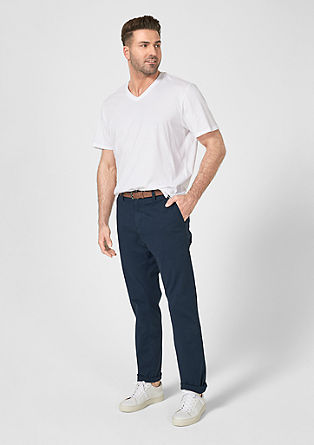 Scube Relaxed: Stretch chinos from s.Oliver