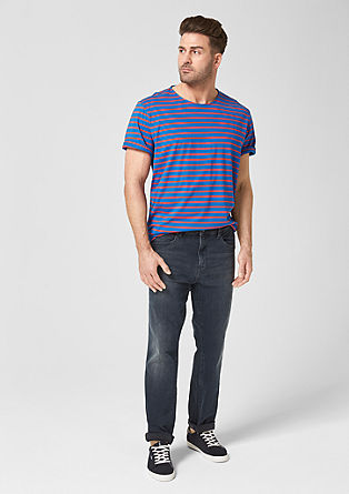 Striped cotton top from s.Oliver
