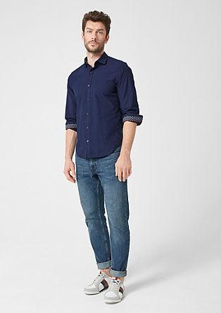 Tall Size: bavlněná košile