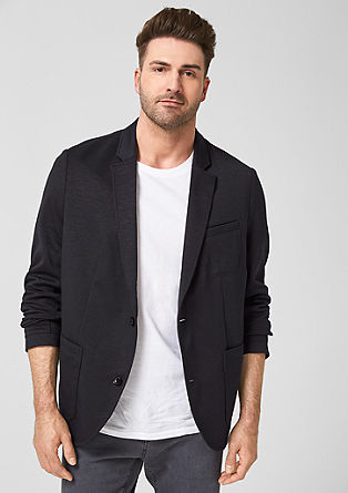 Casual jersey jacket from s.Oliver