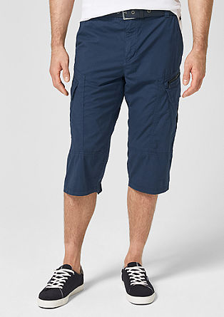 File Loose: cargo Bermudas from s.Oliver