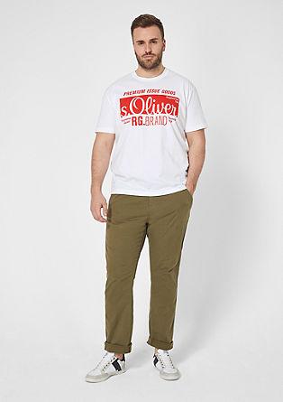Basic majica z natisnjenim logotipom