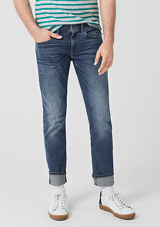 Tall Size: Tubx stretch jeans from s.Oliver