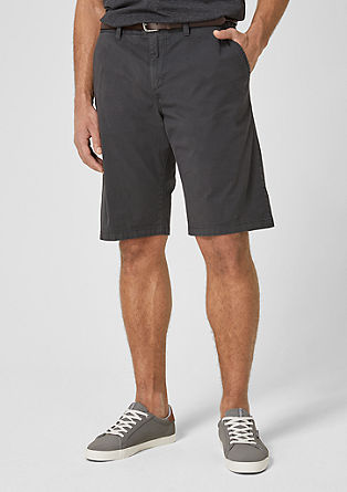 File Loose: Chino-style Bermudas from s.Oliver