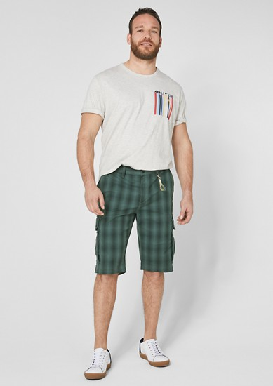 Plek Loose: Cargo shorts from s.Oliver