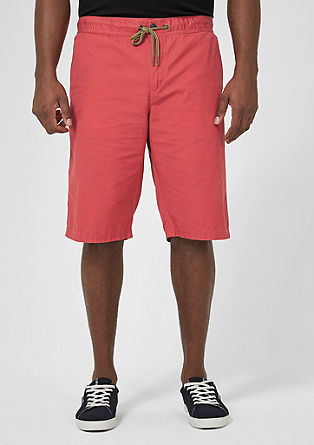 File Loose: lightweight Bermudas from s.Oliver