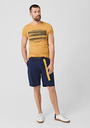 Tall Size: žerzejové tričko spotiskem