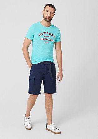 Tall Size: Jerseyshirt mit Print
