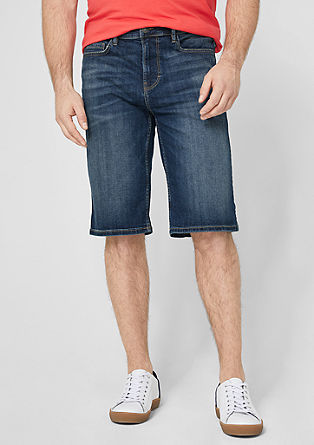 Scube Relaxed: denim Bermudas from s.Oliver