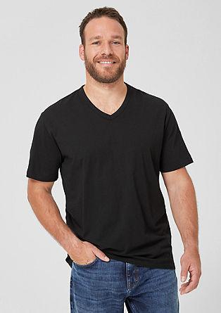 Basic shirt van jersey