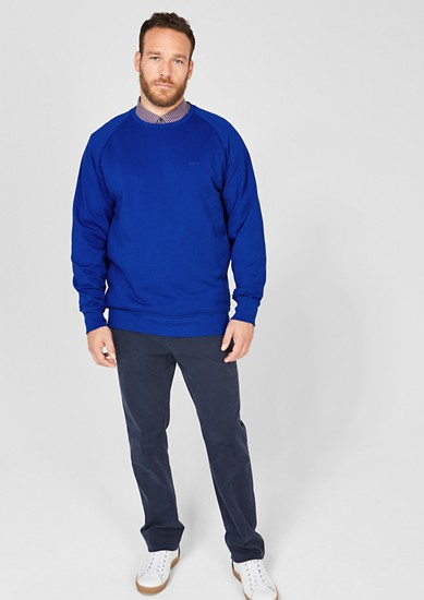 Cotton sweatshirt from s.Oliver