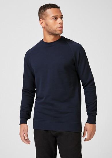Tall Size: Sweatshirt van katoen