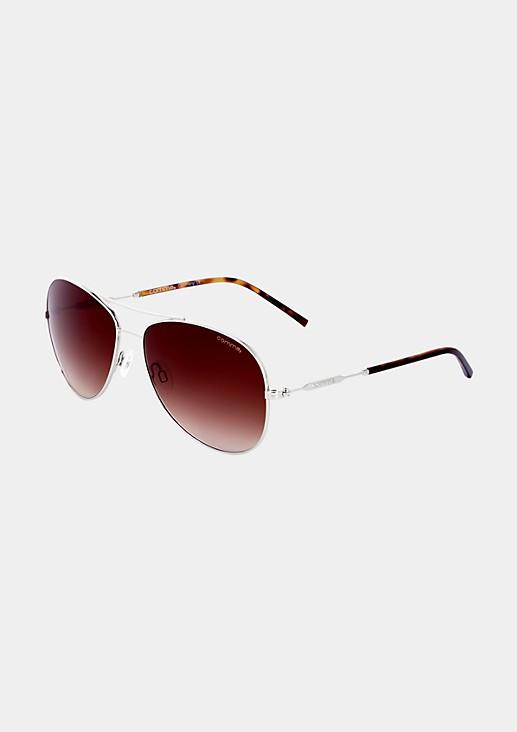 Sonnenbrille in angesagtem Pilotenshape