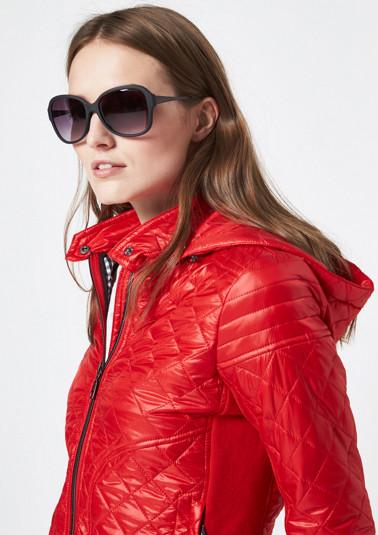 Sonnenbrille mit Kunststofffassung