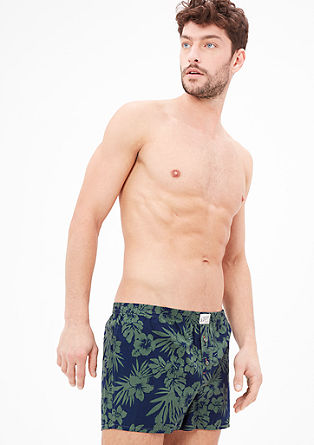 Double pack of boxer shorts from s.Oliver
