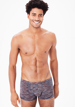 Double pack of boxer shorts in two colours from s.Oliver