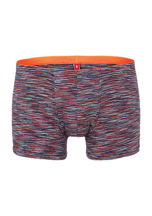 Low Cut-Boxer aus Jersey