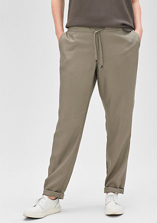 Lightweight tracksuit bottoms from s.Oliver
