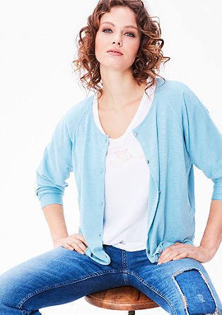 Lightweight cardigan from s.Oliver