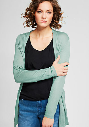 Ultra lightweight cardigan from s.Oliver