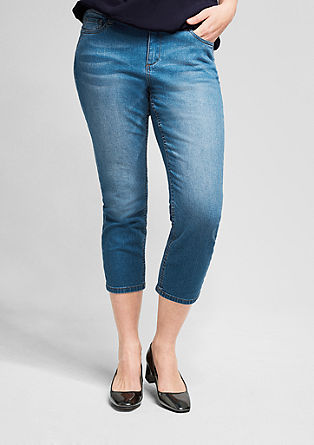 Regular: ankle-length jeans in a slim fit from s.Oliver